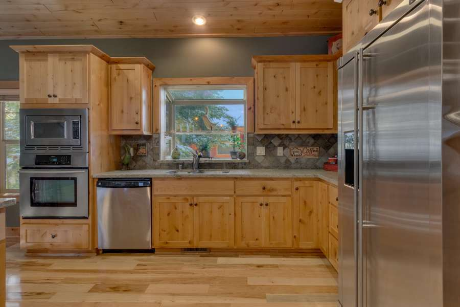 Tahoma CA | Luxury Kitchen
