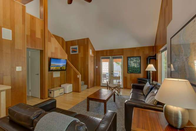 Lake Tahoe West Shore Home For Sale