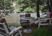 Truckee River Real Estate   92 Feet of River Frontage