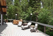 Truckee Real Estate | Expansive, Sunny Deck