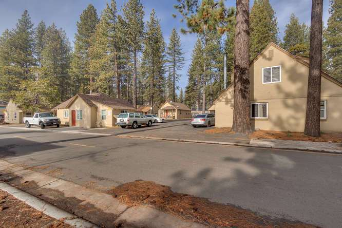 Lake Tahoe Commercial Real Estate | 8311 Trout Ave Kings Beach CA