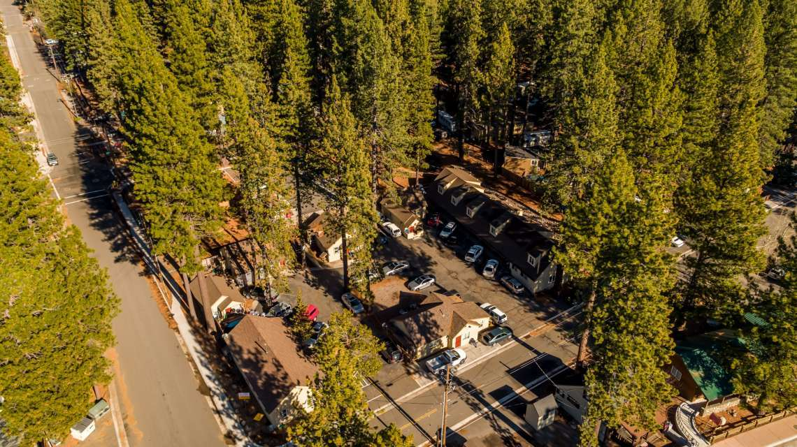 Lake Tahoe Apartment Compex for Sale | 8301 Trout Ave