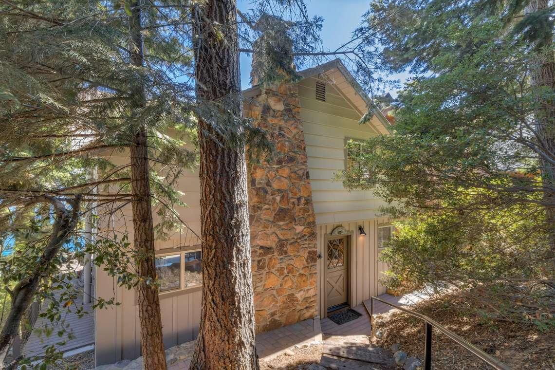 Lake Tahoe Lakefront Property