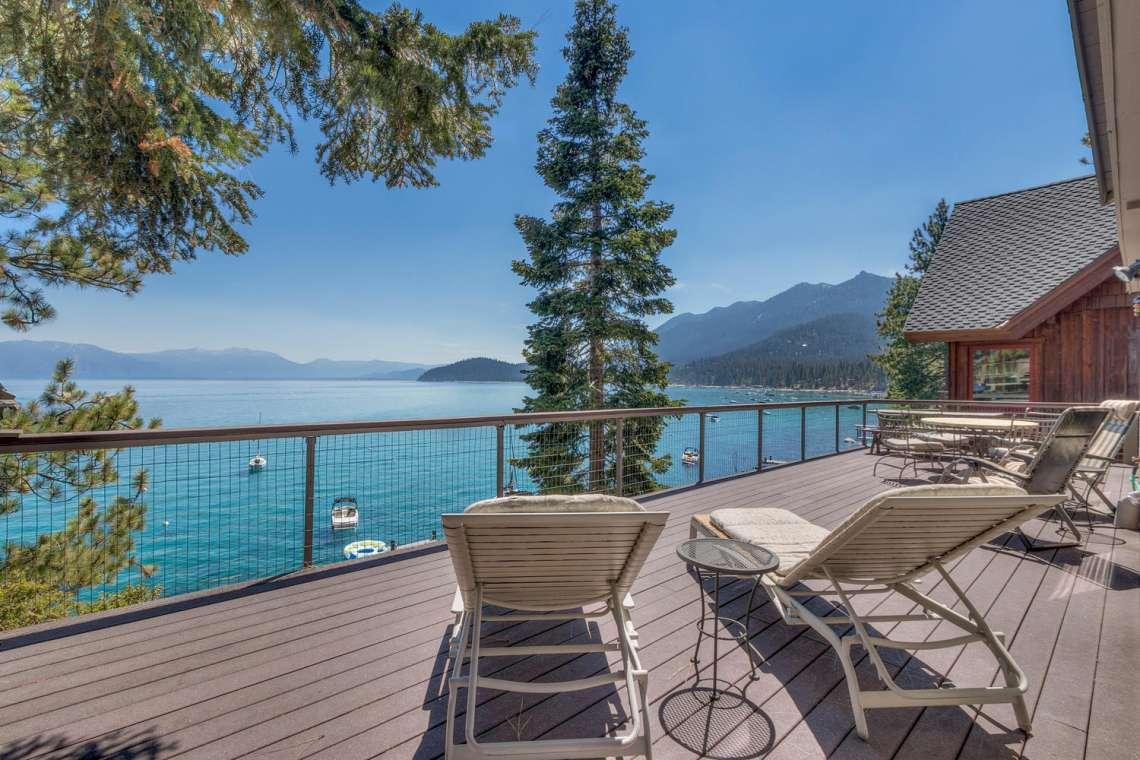 8365 Meeks Bay Ave | Meeks Bay Lakefront Property