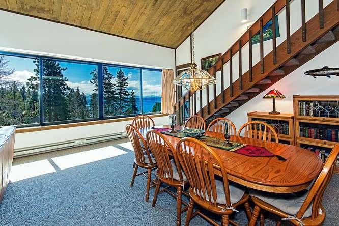 Brockway Springs Penthouse for Sale   Dining Room