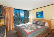 Lake Tahoe Penthouse | Master Bedroom