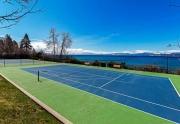 Brockway Springs Lakefront | Tennis Court