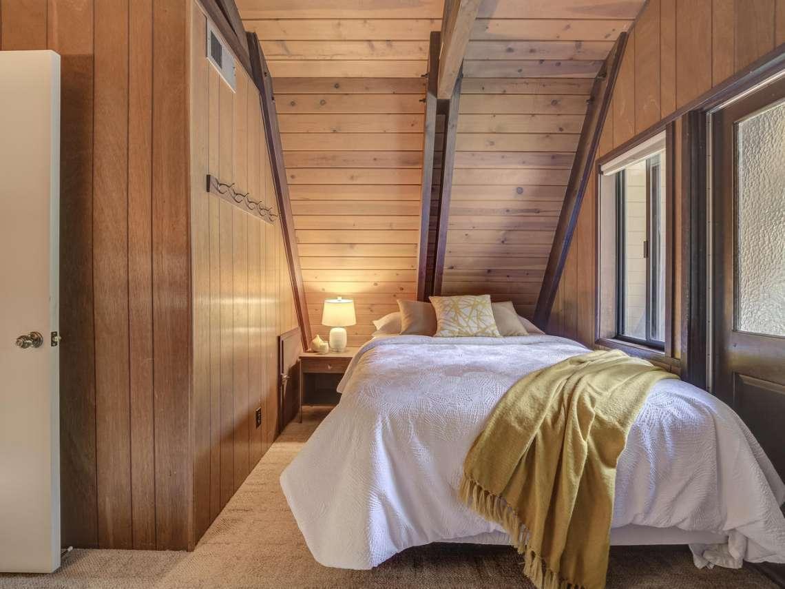 Tahoe Ski Cabin | 1314 Mineral Springs Trail Bedroom