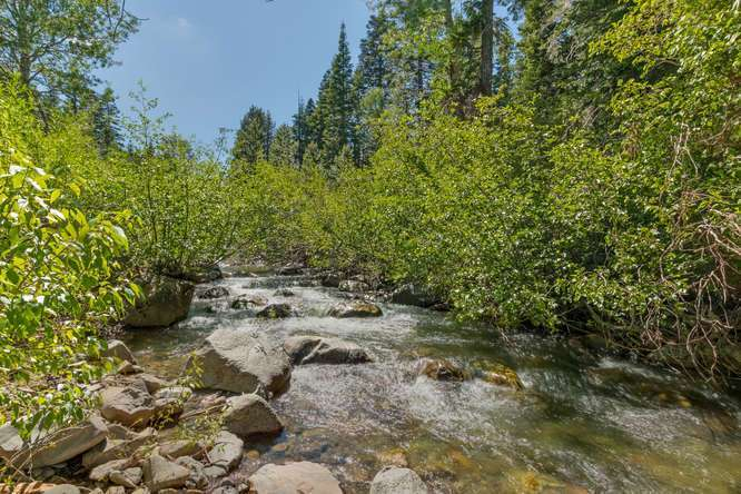 Alpine Meadows Cabin for Sale | 1314 Mineral Springs Trail Creek View