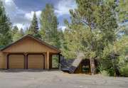 Alpine Meadows Cabin for Sale | 1314 Mineral Springs Trail Exterior