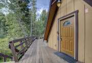 Alpine Meadows Home for Sale | 1314 Mineral Springs Trail Entry
