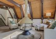 Alpine Meadows Home for Sale | 1314 Mineral Springs Trail Fireplace