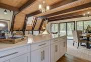Alpine Meadows Cabin for Sale | 1314 Mineral Springs Trail Kitchen