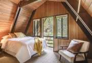 Lake Tahoe Ski Cabin | 1314 Mineral Springs Trail Bedroom