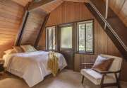 Alpine Meadows Cabin fo Sale | 1314 Mineral Springs Trail Bedroom