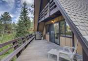 Lake Tahoe Cabin | 1314 Mineral Springs Trail Deck