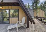 Alpine Meadows Real Estate | 1314 Mineral Springs Trail Deck