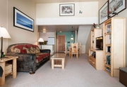 North Lake Tahoe Condo   2090 Chalet Rd #15   Living Room
