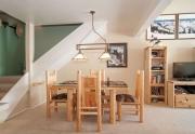 Lake Tahoe Ski Condo | 2090 Chalet Rd #15 | Dining Room