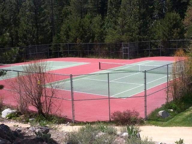 Alpine Springs Community Park Tennis Courts