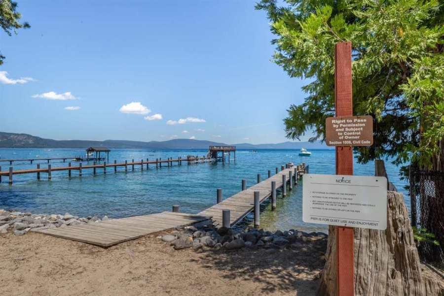 180 Quiet Walk Rd. | Shared Private Pier