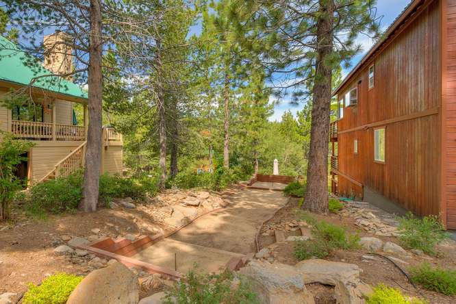 Truckee Cabin  | 12418-Snowpeak-Way-Truckee-CA | Side Exterior