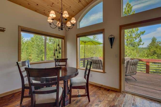 Tahoe Donner Real Estate    12418-Snowpeak-Way-Truckee-CA   Dining Room