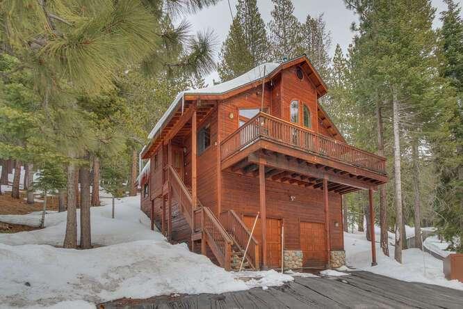Tahoe Donner Chalet   12259 Northwoods Blvd