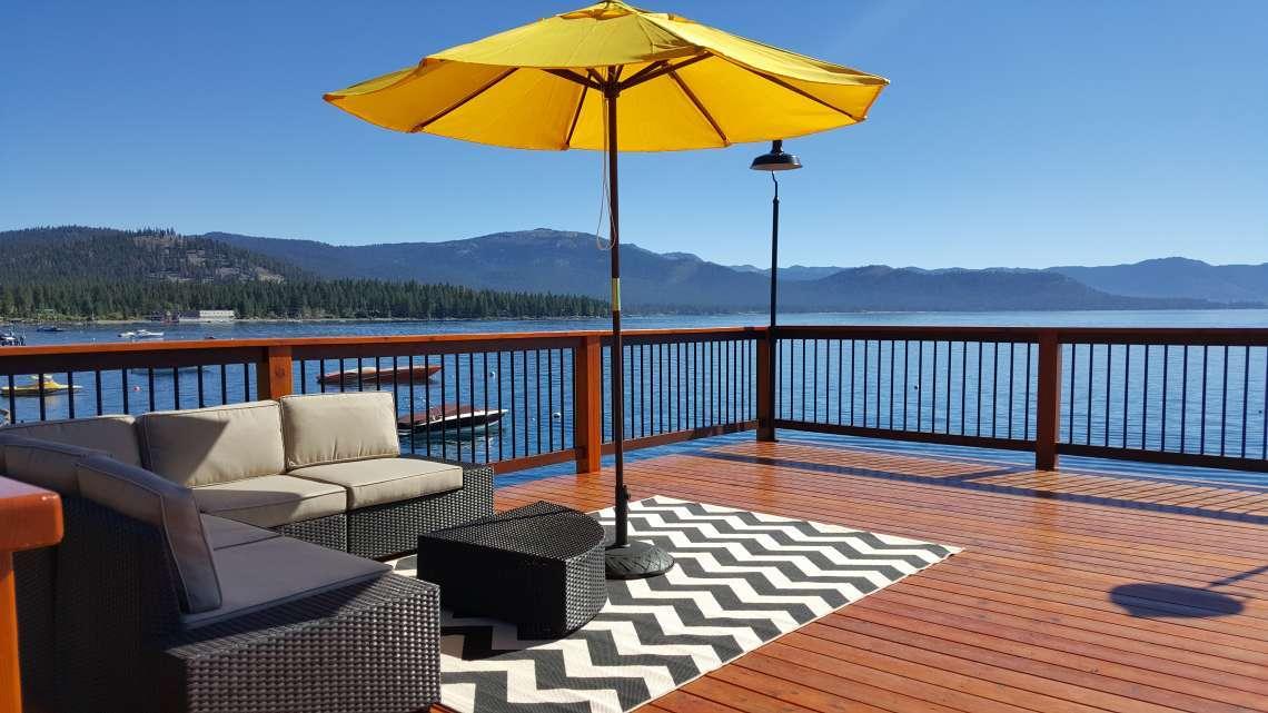 Lake Tahoe luxury Lakefront homes