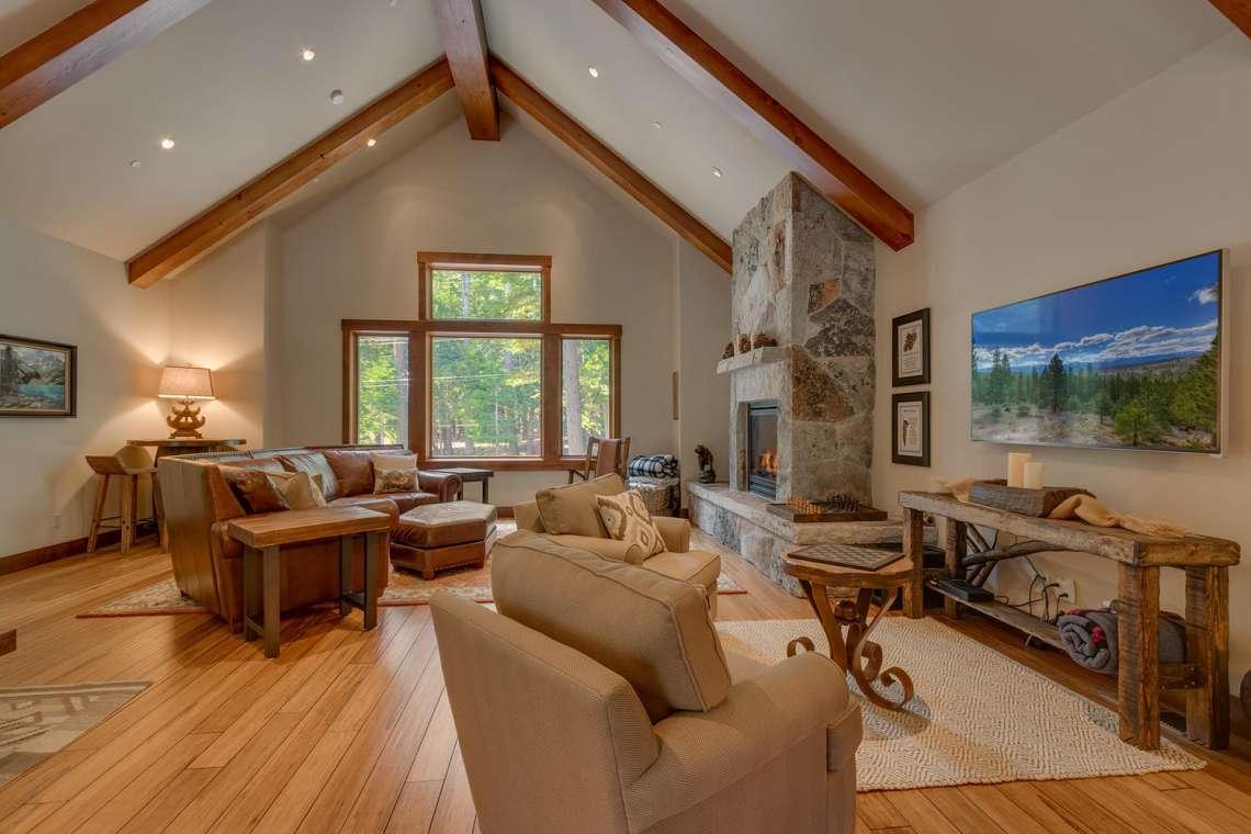 New Construction Luxury Home in Carnelian Bay