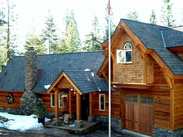 Ridgewood Highlands Old Tahoe Cabin, Carnelian Bay Real Estate