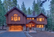 Luxury Lake Tahoe Home in Carnelian Bay