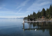 Carnelian Bay Lakefront Pier | Carnelian Bay Real Estate