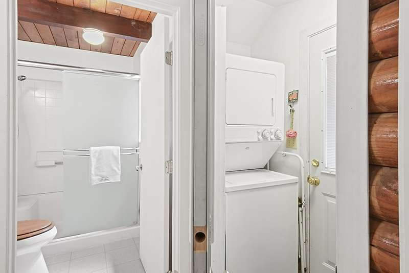 North Lake Tahoe Real Estate |  Laundry