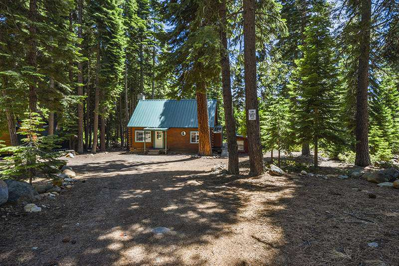 Tahoe Vista Cabin |  Outside View