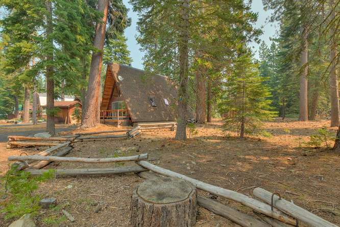 Lake Tahoe Cabin for Sale | A-Frame
