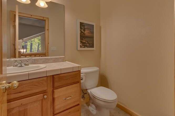 Half Bathroom | West Shore Home for sale