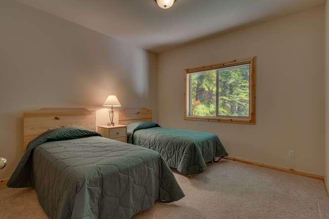 Guest Bedroom | 7009 Bellevue Ave