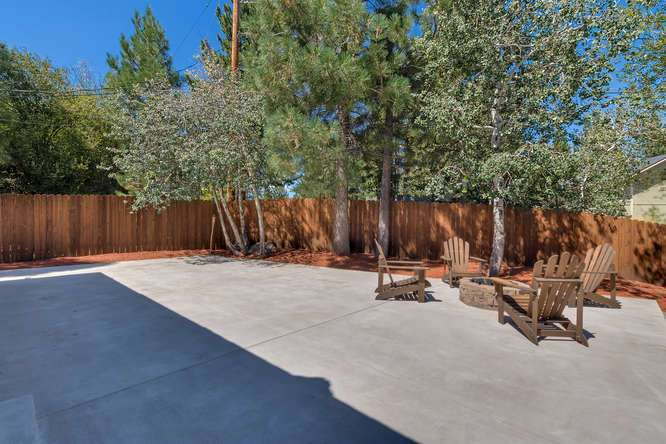 Truckee Real Estate | 10314 Shore Pine Rd Truckee CA | Patio