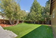 Truckee Home for Sale | 10314 Shore Pine Rd Truckee CA | Backyard