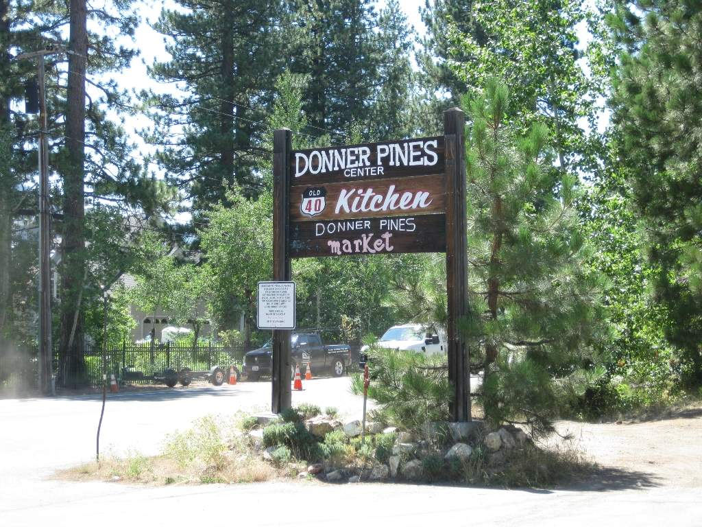 Donner Pines Center at Donner Lake