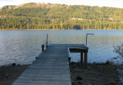 Donner Lake Lakefront Pier