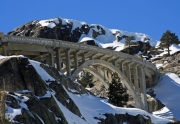 Old 40 Bridge on Donner Summit
