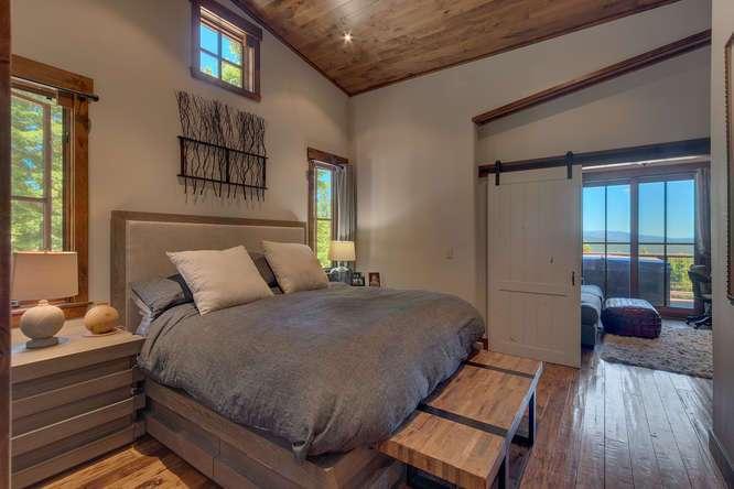 Exceptional Truckee Acreage Estate | 13074 Timber Ridge Ct | Master Bedroom
