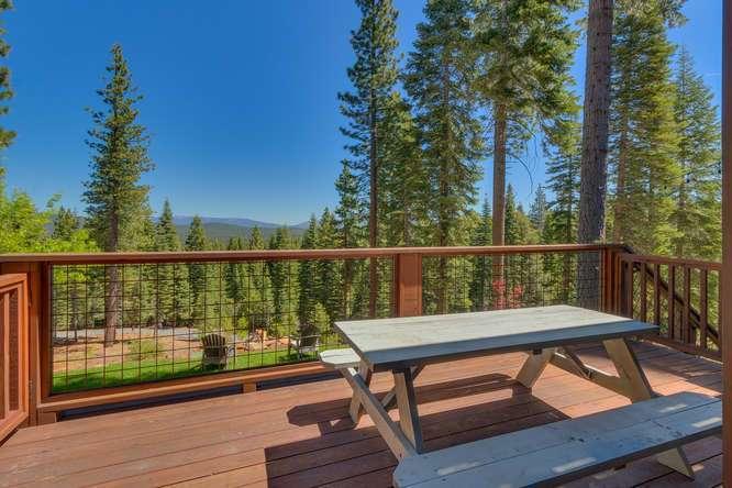 Exceptional Truckee Acreage Estate | 13074 Timber Ridge Ct | Lower Deck