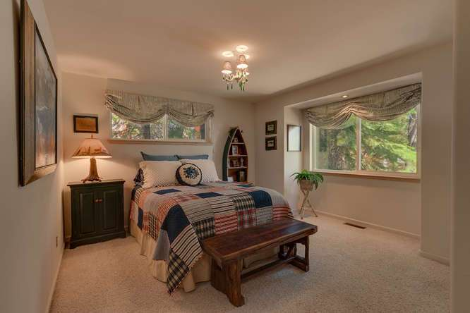 Tahoe City Home for Sale | 430 Granlibakken Rd Tahoe City | Bedroom