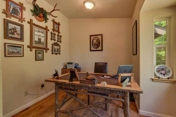 Home for Sale  in  Lake Tahoe  | 430 Granlibakken Rd Tahoe City | Office
