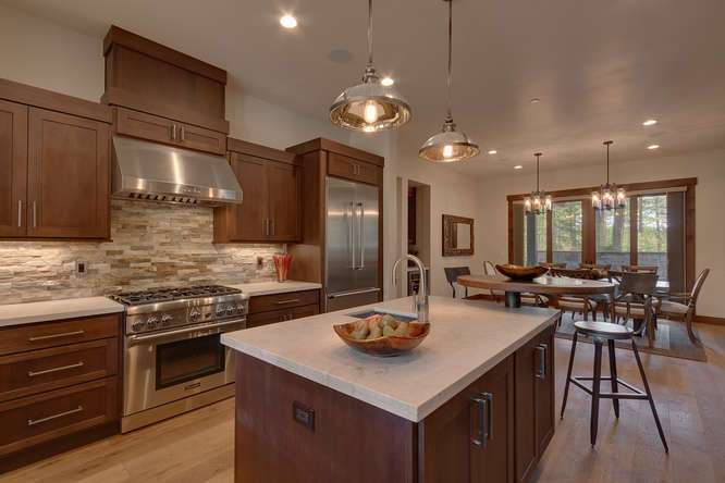 Gray's Crossing Truckee Home for Sale | 11239 Henness Rd Truckee CA | Kitchen
