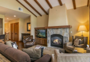 Gray's Crossing Real Estate | 10199 Annies Loop |Fireplace view