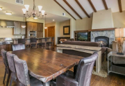 Truckee Real Estate | 10199 Annies Loop |Dining room view